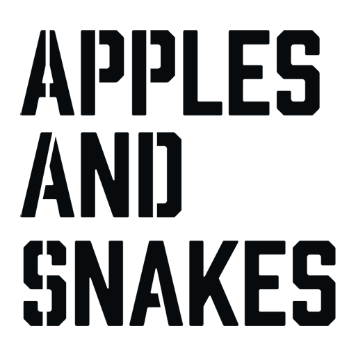 Apples and Snakes logo